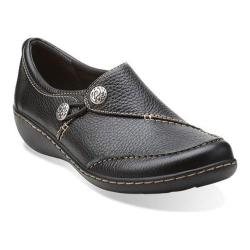 Women's Clarks Ashland Lane Black Leather
