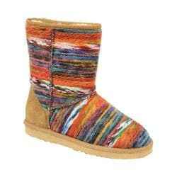 Women's Lamo Juarez Bootie Slipper Multi