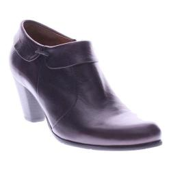 Women's Spring Step Clairvoyant Bootie Plum Leather