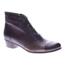 Women's Spring Step Heroic Boot Brown Leather