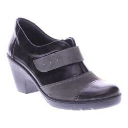 Women's Spring Step Intuitive Bootie Gray Leather