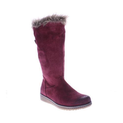 Spring Step Womens Boots Popkorn Bordeaux