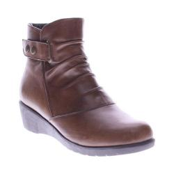 Women's Spring Step Smore Boot Brown Leather