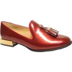 Women's Bellini Brittany Tassel Loafer Red Patent