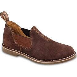 Blundstone Casual Series Slip-On Low Chocolate Suede