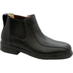 Men's Blundstone Executive Range Slip On Black Leather
