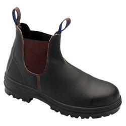 Men's Blundstone Xfoot Range Slip On Boot Brown Full Grain Leather