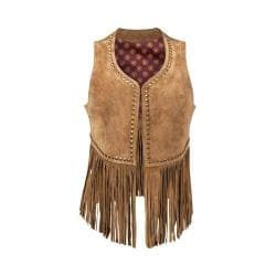 Women's Durango Boot Spring Bear Vest Tan Leather