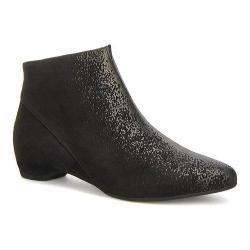 Women's Think! Imma 85244 Bootie Black/Kombi Leather