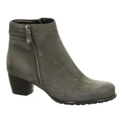 Women's ara Florrie 46971 Ankle Boot Graphite Nubuk
