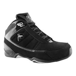 Children's Fila Change the Game Black/Black/Metallic Silver