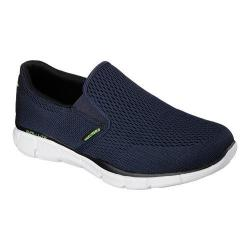 Men's Skechers Equalizer Double Play Slip On Navy