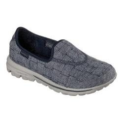 Women's Skechers GOwalk Retreat Slip On Navy