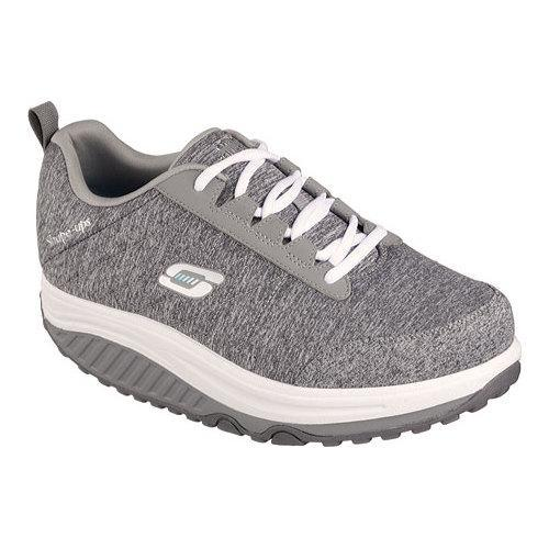 buy popular e579b 6e963 Shop Women s Skechers Shape-ups 2.0 Jersey Comfort Gray - Free Shipping  Today - Overstock - 10617036