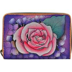 Women's Anuschka Credit And Business Card Holder Lush Lilac