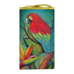 Women's Anuschka Double Eyeglass Case Tropical Bliss