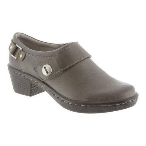 Klogs Landing Womens Shoes Slate
