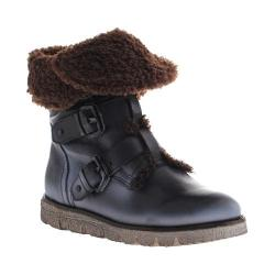 Women's OTBT Black Jack Boot Black Leather