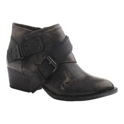 Women's OTBT Fall River Bootie Beige Black Leather