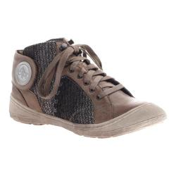 Women's OTBT Providence Sneaker Sandstone Leather