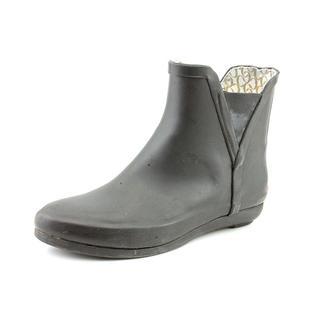 Chooka Women's 'V Gore Wedge Bootie' Rubber Boots
