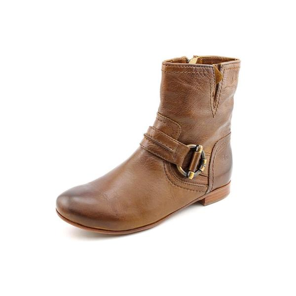 Frye Women's 'Jillian Toggle Short' Leather Boots (Size 6 ) - Free ...