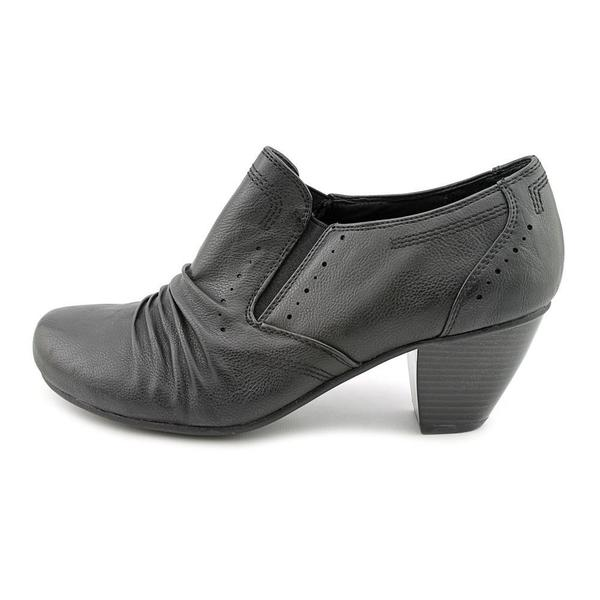 Carolena' Faux Leather Boots