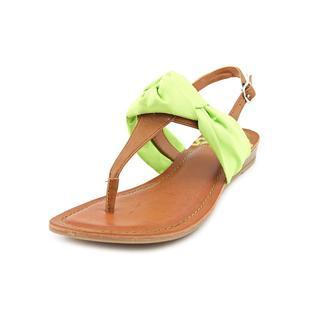 Fergalicious Women's 'Torment Too' Fabric Sandals (Size 6 )