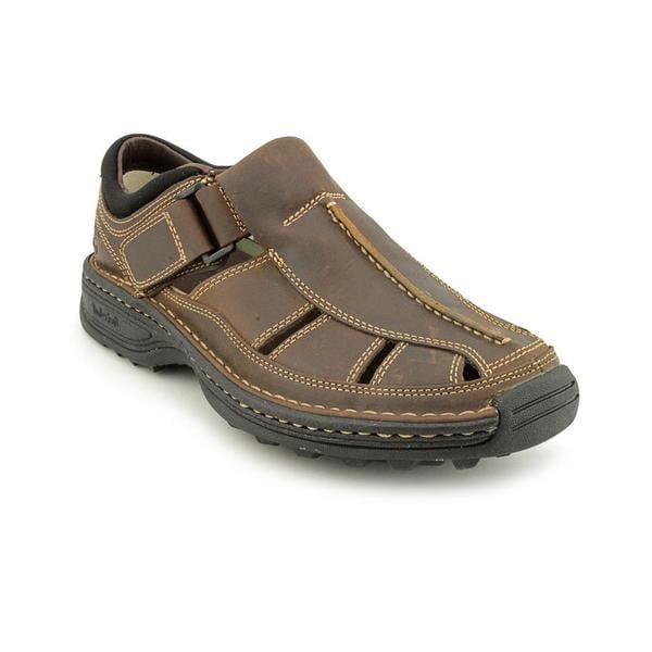 6fc08399bea Shop Timberland Men s  Altamont Fisherman  Leather Sandals (Size 15 ...