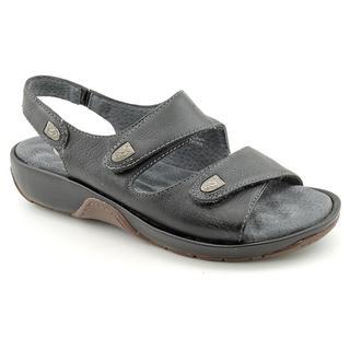 Softwalk Women's 'Bolivia' Nubuck Sandals (Size 6 )