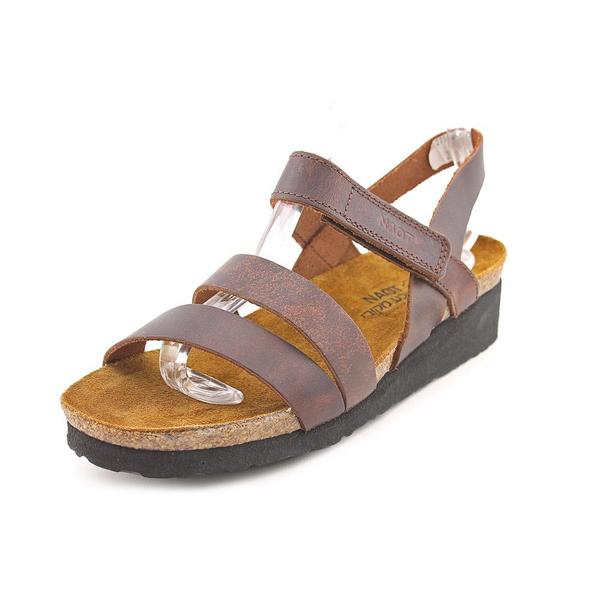 f80328b8fc9f Shop Naot Women s  Kayla  Leather Sandals (Size 8 ) - Free Shipping ...