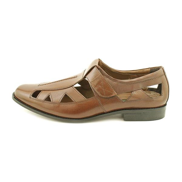 Valencia' Leather Dress Shoes - Wide