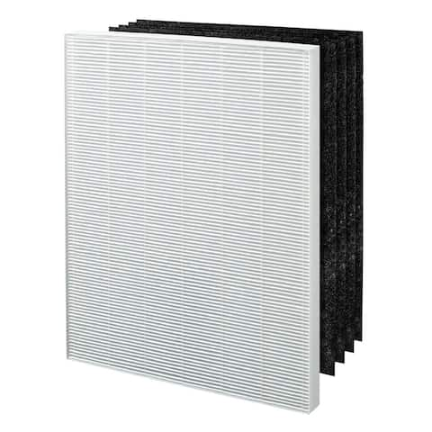 Winix 113050 True HEPA and 4 Replacement Carbon Filters for P150/ B151 Air Purifiers