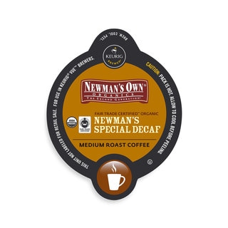 Newman's Own Newman's Special Blend Decaf Coffee, Vue Cup Portion Pack for Keurig Vue Brewing System