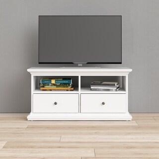 Sonoma 41-inch White TV Stand
