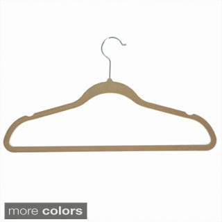 Achim Velvet Anti-Slip Hangers (Pack of 10)