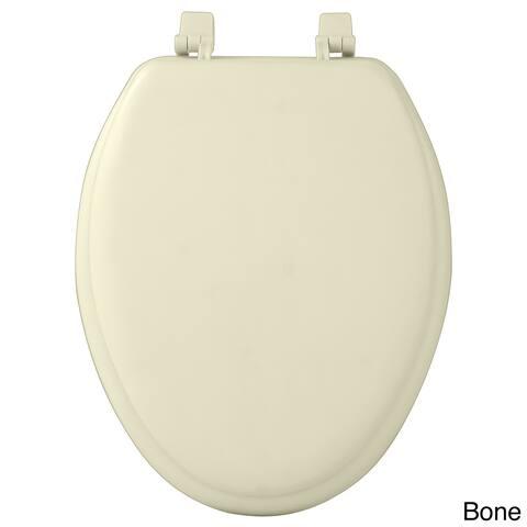 Achim Fantasia Soft Elongated Vinyl Toilet Seat