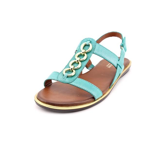 Harrison' Leather Sandals - Wide