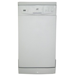 SPT SD-9241W White 18-Inch Portable Dishwasher with Energy Star|https://ak1.ostkcdn.com/images/products/9305514/P16466838.jpg?_ostk_perf_=percv&impolicy=medium