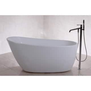 Under 60 inches Bathtubs For Less | Overstock.com
