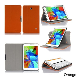 GearIT 360 Spinner Folio Rotating Case Cover for Samsung Galaxy Tab 4 8.0 SM-T330
