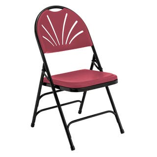 NPS Reinforced Fan-back Polyfold Chairs (Pack of 12)|https://ak1.ostkcdn.com/images/products/9305845/P16467132.jpg?impolicy=medium