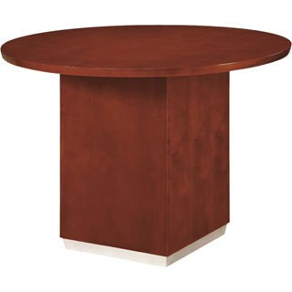 DMI Office Furniture 42-inch Round Cherry Bronze Conference Table