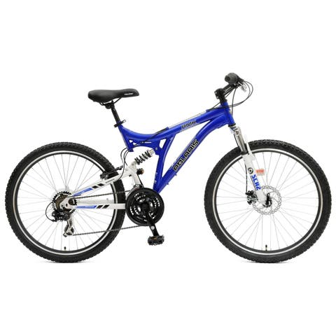 Polaris RMK Full Suspension Bicycle