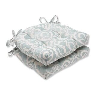 Pillow Perfect Babar Serenity Reversible Chair Pad (Set of 2)