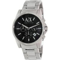 Armani Exchange Men's AX2084 Stainless Steel Quartz Watch