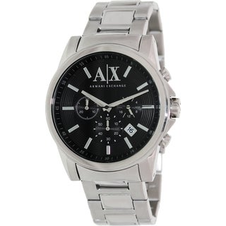 Armani Exchange Men's AX2084 Stainless Steel Quartz Watch
