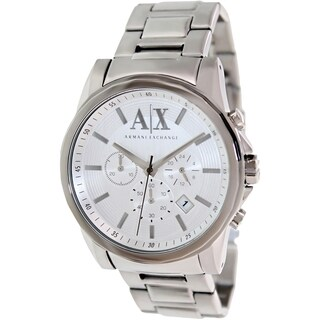 Armani Exchange Men's AX2058 Stainless Steel Quartz Watch