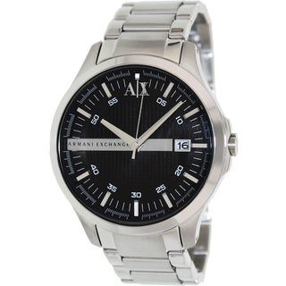 Armani Exchange Men's AX2103 Stainless Steel Quartz Watch