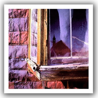 Dean Uhlinger 'The Old West' Unwrapped Canvas